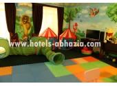 Отель Wellness ParkHotel Gagra, детская комната