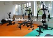Отель Wellness ParkHotel Gagra, тренажерный зал