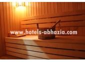Отель Wellness ParkHotel Gagra,  сауна