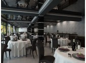 Отель «Жоэквара»,  ресторан