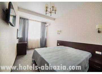 жоэквара отель 4 гагры абхазия официальный сайт