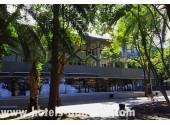 Отель «Жоэквара», территория отеля