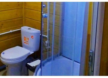Отель «Pshandra/Пшандра» | Стандарт 2- местный в коттедже