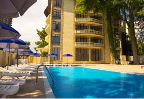 «Золотой якорь»  Отель