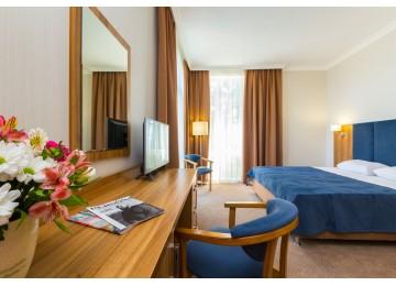 Сьют 2-местный 1-комнатный без балкона | Золотой якорь, Гудаута