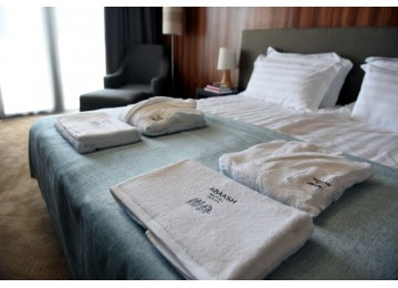 «Abaash Hotel Afon» / «Абааш» отель | ЛЮКС 2-МЕСТНЫЙ 1-КОМНАТНЫЙ