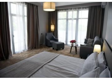«Abaash Hotel Afon» / «Абааш» отель | ЛЮКС 2-МЕСТНЫЙ 2-КОМНАТНЫЙ