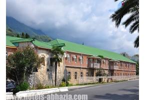 «Абхазия» Гостиница