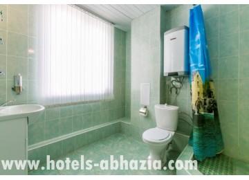 Отель «Анакопия Клаб» 3-местный стандарт плюс