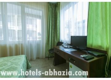 Отель «Анакопия Клаб» 2-местный стандартный (2-3 этаж)