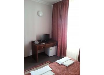 Отель «Анакопия Клаб» 5-местный 2-комнатный семейный (2-3 этаж)