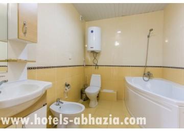 Отель «Анакопия Клаб»  2-местный повышенной комфортности