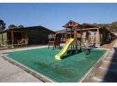Отель  «Green Terrace» | детская площадка