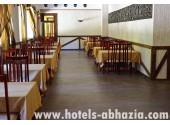 Гостиница «Грифон»,   столовая-кафе