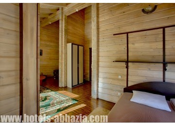 Гостиница «Грифон», Люкс 2-х комнатный 2-х местный