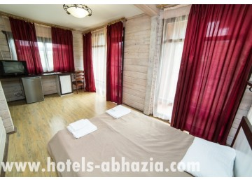 Гостиница «Грифон» Люкс 2-х местный 1-комнатный