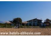 Отель «Инжир Вилладж»/«Injir Village», пляж