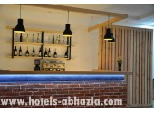Отель «Инжир Вилладж»/«Injir Village»,  бар