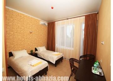Гостиница «Келешбей» 2-местный 2-комнатный люкс