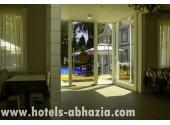 Отель «Maxx» / «Макс», территория, внешний вид