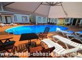 Отель «Maxx» / «Макс», открытый бассейн