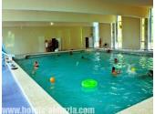 Пансионат «Мюссера» (им. Лакоба),  бассейн