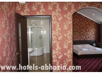 Отель «Никополи» 2-местный 2-комнатный люкс