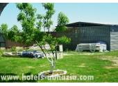 Отель «Pshandra/Пшандра» , территория, внешний вид