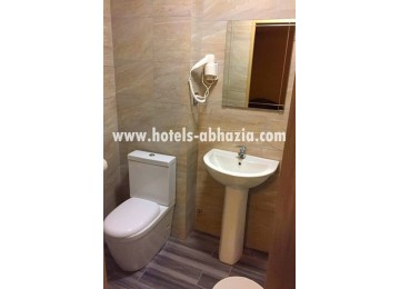 Стандарт 2-местный  без балкона| Отель  «Родина» , Новый Афон