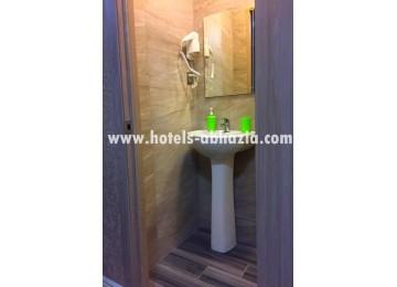 Полулюкс 3-местный 2-комнатный| Отель  «Родина» , Новый Афон