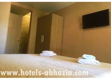 Стандарт 2-местный с балконом| Отель  «Родина» , Новый Афон