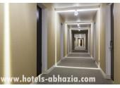 Отель  «Родина» , Новый Афон | коридор