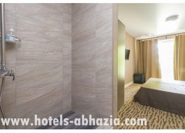 Полулюкс 2-местный 2-комнатный | Отель  «Родина» , Новый Афон