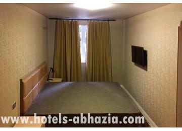 Стандарт 2-местный  без балкона | Отель  «Родина» , Новый Афон