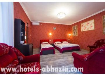 Отель «SVK HOTEL» 4-местный стандартный