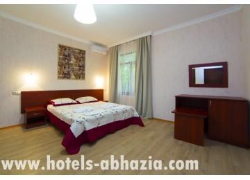 Отель «SVK HOTEL» 4-местный 3-комнатный люкс VIP