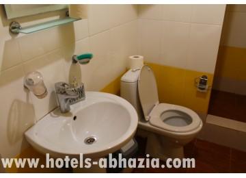 Отель «SVK HOTEL» 3-местный стандартный