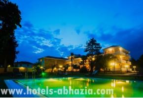 «Вилла Виктория» Отель