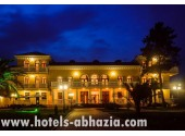 Отель «Вилла Виктория», территория, внешний вид