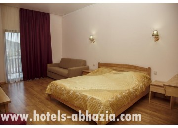 Гостиница «Апсара» 2-местный полулюкс