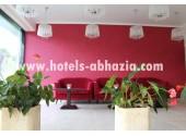 Отель «Апсара», ресепшен