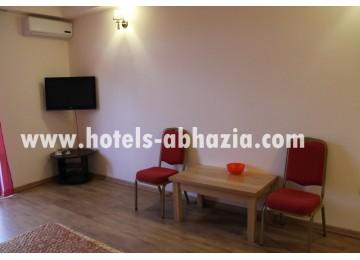 Гостиница «Апсара» 2-местный стандартный