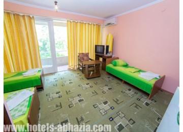 Дом отдыха «Кудры» 3-местный номер повышенной комфортности