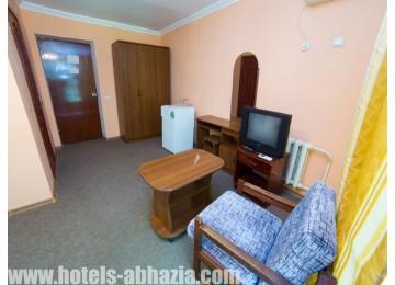 Дом отдыха «Кудры» 2-местный номер повышенной комфортности