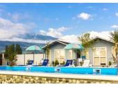Коттеджный комплекс «Летняя сказка» | территория, бассейн