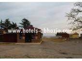 Отель «Пальма» Отель «Пальма», территория, внешний вид