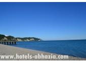 Отель «Пальма» пляж, море