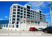 Отель «Paradise Beach» /«Парадайз Бич», территоия, внешний вид
