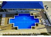 Отель «Paradise Beach» /«Парадайз Бич»,  открытый бассейн с пресной водой