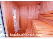 Отель «Paradise Beach» /«Парадайз Бич»,   сауна